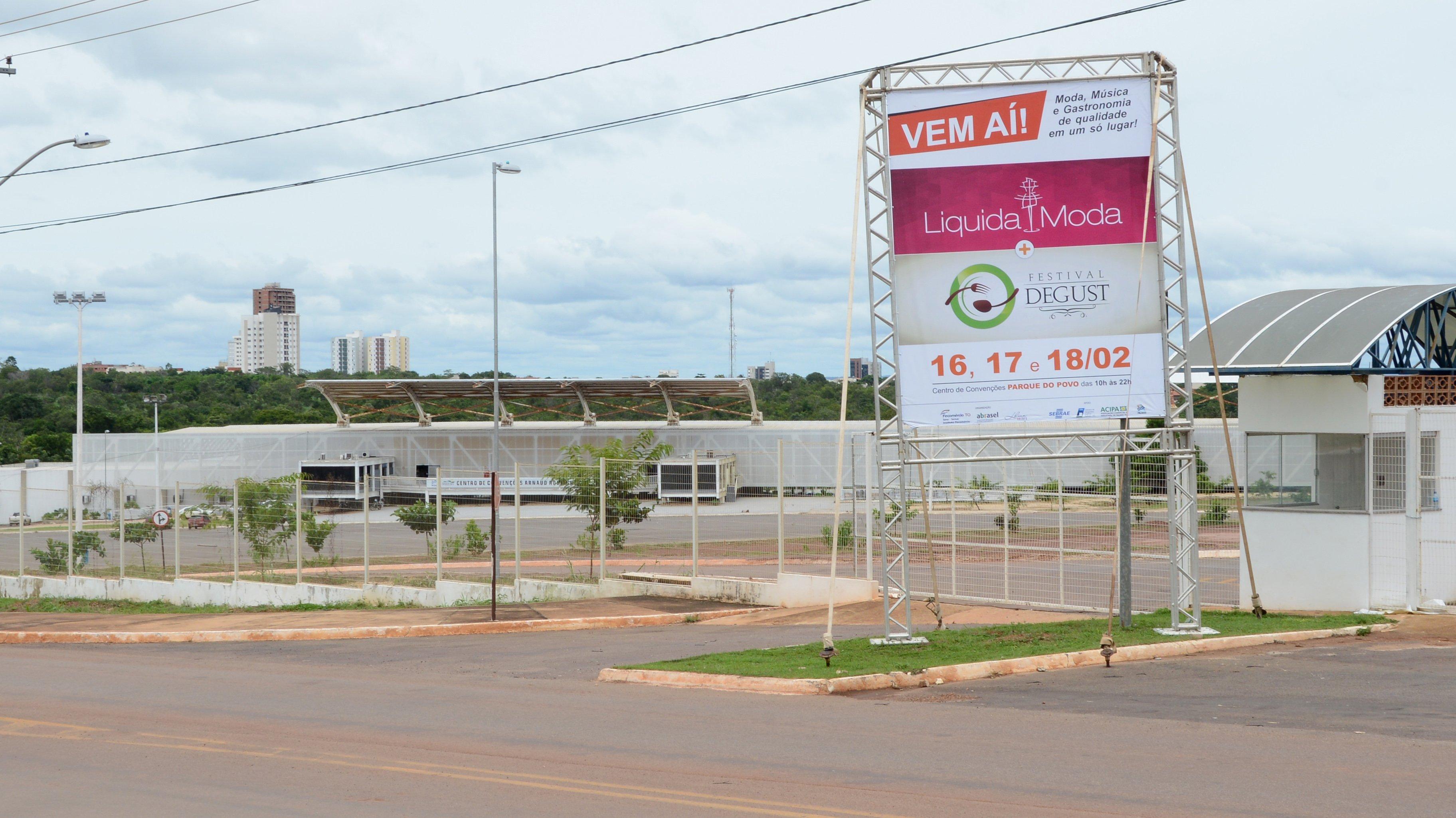 327ed73f4f Liquida Moda começa nesta quinta no Centro de Convenções de Palmas
