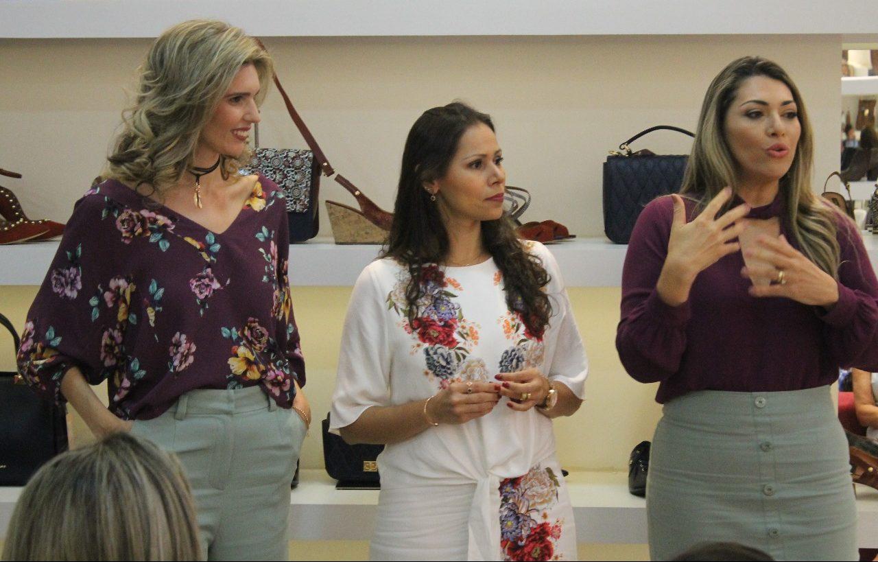 Fashion Talk Show Jorge Bischoff e Lis Bitencourt Personal Store