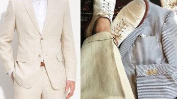 Homens: como se vestir em um casamento na praia
